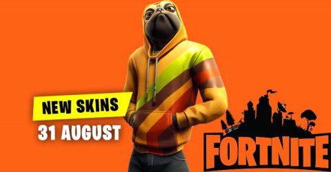Fortnite Skins Today's Item Shop 31 August 2019