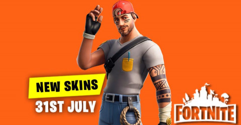 New Skins in Item Shop 31st July