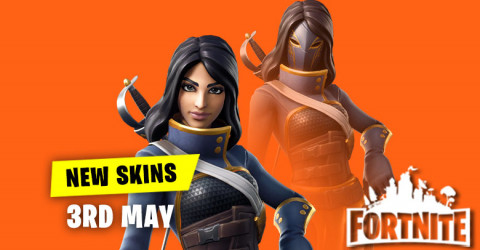 New Skins in Item Shop 3rd May