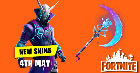 New Skins in Item Shop 4th May