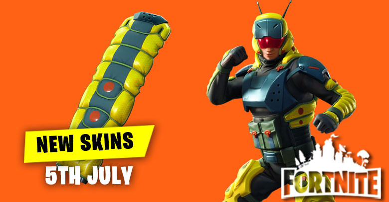 New Skins in Item Shop 5th July