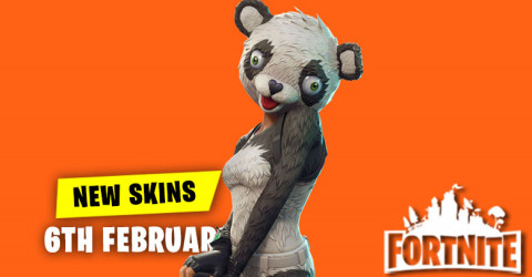 New Skins in Item Shop 6th February