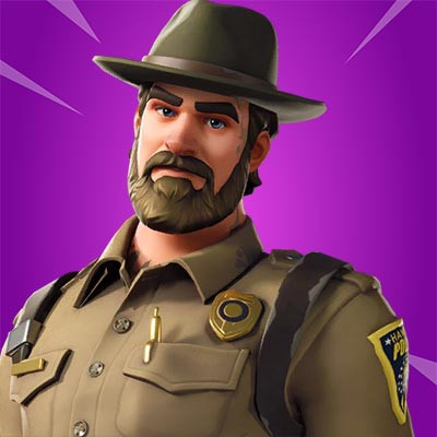 Chief Hopper | Fortnite - zilliongamer