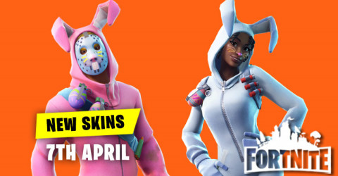 New Skins in Item Shop 7th April