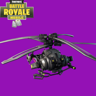 Coxial Copter | Fortnite - zilliongamer
