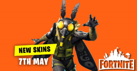 New Skins in Item Shop 7th May