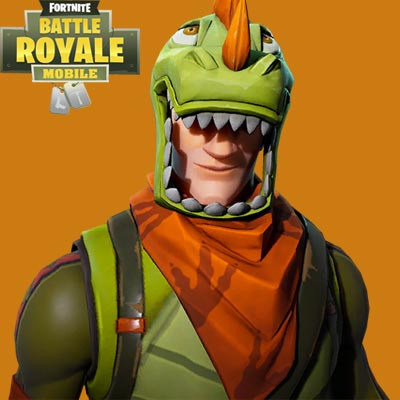 Rex | Fortnite - zilliongamer