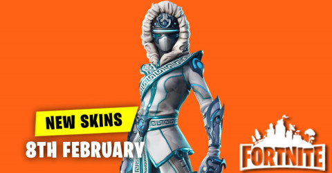 New Skins in Item Shop 8th February