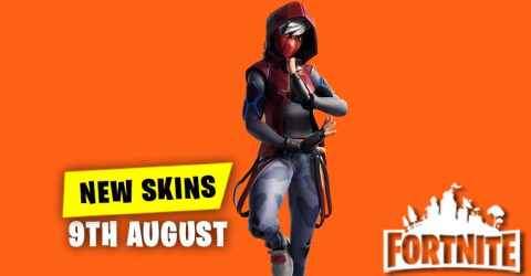 New Skins in Item Shop 9th August