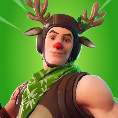 Red Nosed Ranger | Fortnite - zilliongamer