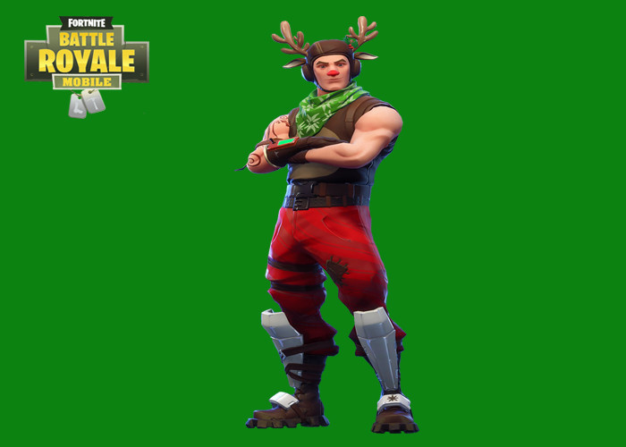 Red-Nose Ranger Skin | Fortnite - zilliongamer