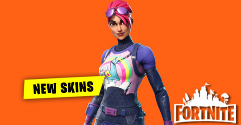 New Skins Coming in Fortnite Item Shop