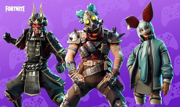 Leaked Skins Season 7 | Fortnite - zilliongamer