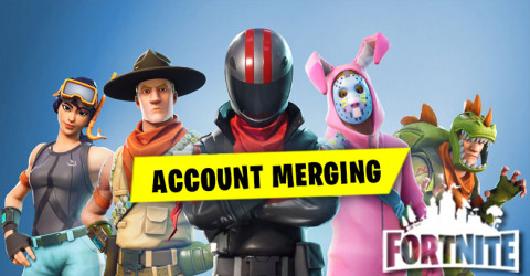 Fortnite Account Merging