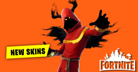 New Skins in Item Shop 14th February