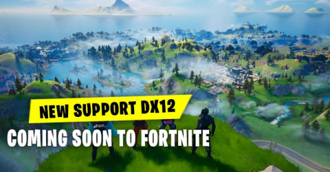 Microsoft Directx 12 Support Coming Soon