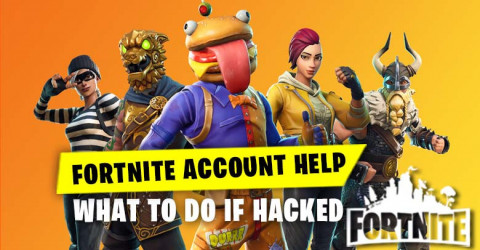 Fortnite Account Help & What To Do If Hacked