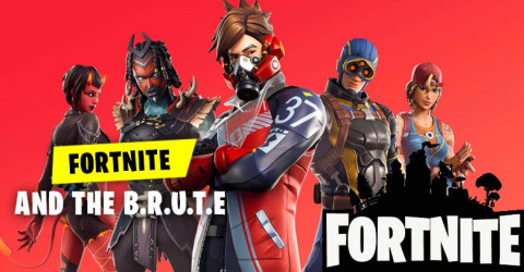 Fortnite And The B.R.U.T.E