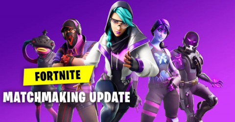 Matchmaking Update | Fortnite