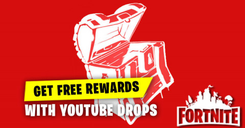 Get Free Awards With Youtube Drops