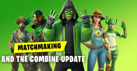 Matchmaking And The Combine Update | Fortnite