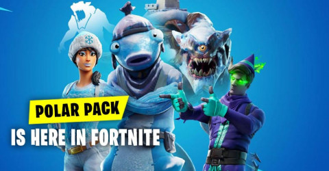 Polar Legends Pack is Here in Fortnite