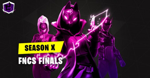 Season X FNCS Finals | Fortnite