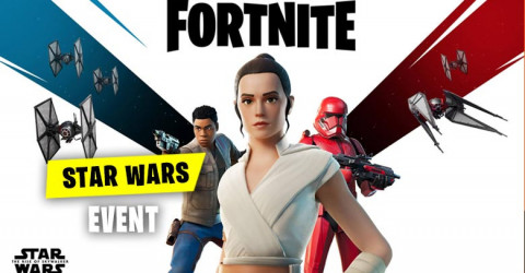 Star Wars Event Fortnite
