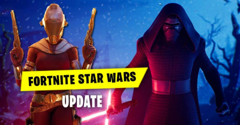 Star Wars Update | Fortnite