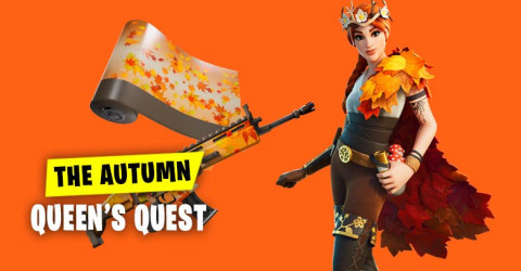 The Autumn Queen's Quest