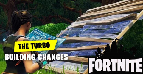 Fortnite Turbo Building Changes