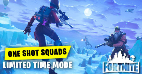 One Shot Squads LTMs