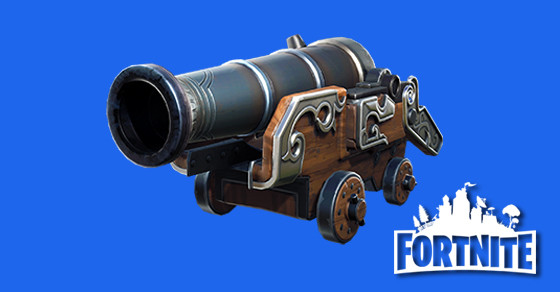 Pirate Cannon | Fortnite - zilliongamer