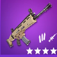 Assault Rifle Epic | Fortnite - zilliongamer
