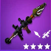 Rocket Launcher Epic | Fortnite - zilliongamer