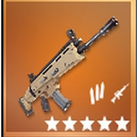 Assault Rifle Legendary | Fortnite - zilliongamer