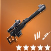 Automatic Sniper Rifle Legendary | Fortnite - zilliongamer