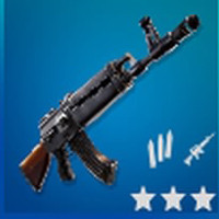 Heavy Assault Rifle Rare | Fortnite - zilliongamer