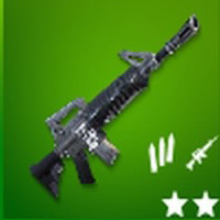 Assault Rifle M4 Uncommon | Fortnite - zilliongamer