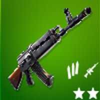Heavy Assault Rifle Uncommon | Fortnite - zilliongamer