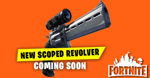 Scoped Revolver Coming Soon