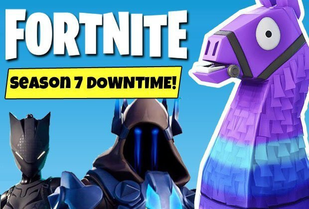 Fortnite Season 7 Downtime | Fortnite - zilliongamer