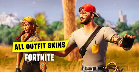 All Outfit Skins