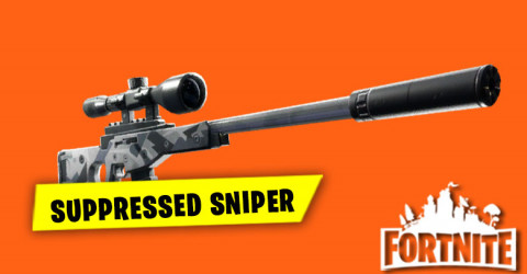 Suppressed Sniper