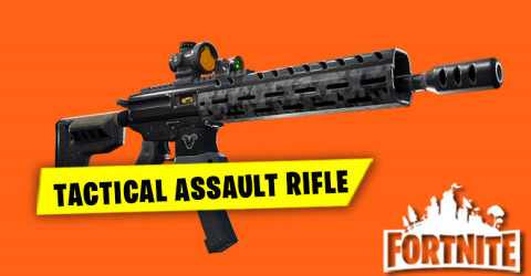 Tactical Assault Rifle