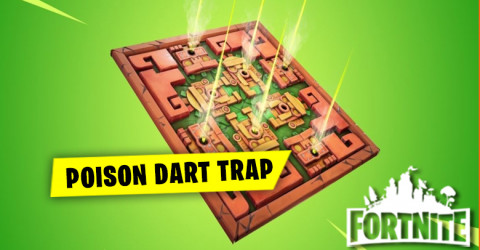 Poison Dart Trap