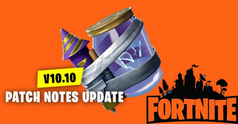 v10.10 Patch Notes Update
