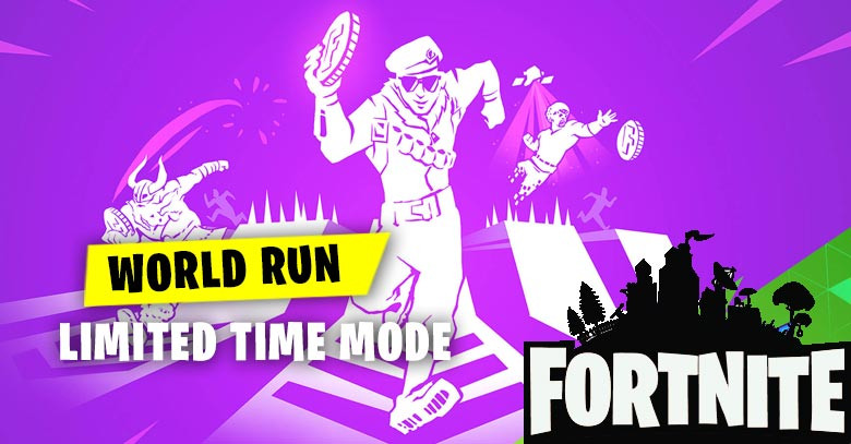 World Run Limited Time Mode | Fortnite - zilliongamer