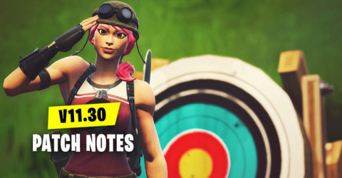v11.30 Patch Notes | Fortnite