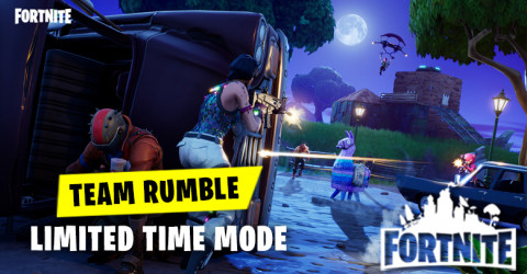 Limited time event: Team Rumble